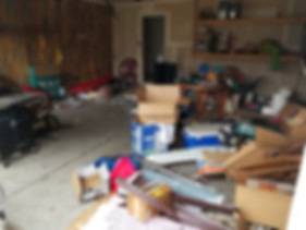 Fishers junk removal and hauling services. We clean trash out of garages, basements and attics.