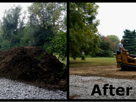 Indianapolis Dirt Removal
