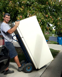 Schott Services provides appliance removal, appliance haul away, appliance pickp services in Indianaplis. Call or text John Schott at 317-784-8760