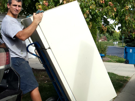 Indianapolis Appliance Removal