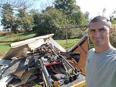 Schott Services provides mini barn demolition, swing set removal, junk removal, light demolition in Carmel.