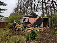 Demolition Services, Light Demolition, Indianapolis