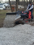 Gravel Driveway Indianapolis, Gravel Driveway Installation, Gravel Driveway Installation Indianapolis, Installing Gravel Indianapolis, Gravel Indianapolis, Grading, yard grading, lawn grading, gravel Indianapolis, Angie's List