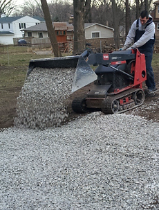 Gravel Driveway Indianapolis, Gravel Driveway Installation, Gravel Driveway Installation Indianapolis, Installing Gravel Indianapolis, Gravel Indianapolis, gravel Indianapolis, gravel driveway repair, gravel parking lot, crushed stone installation, stone
