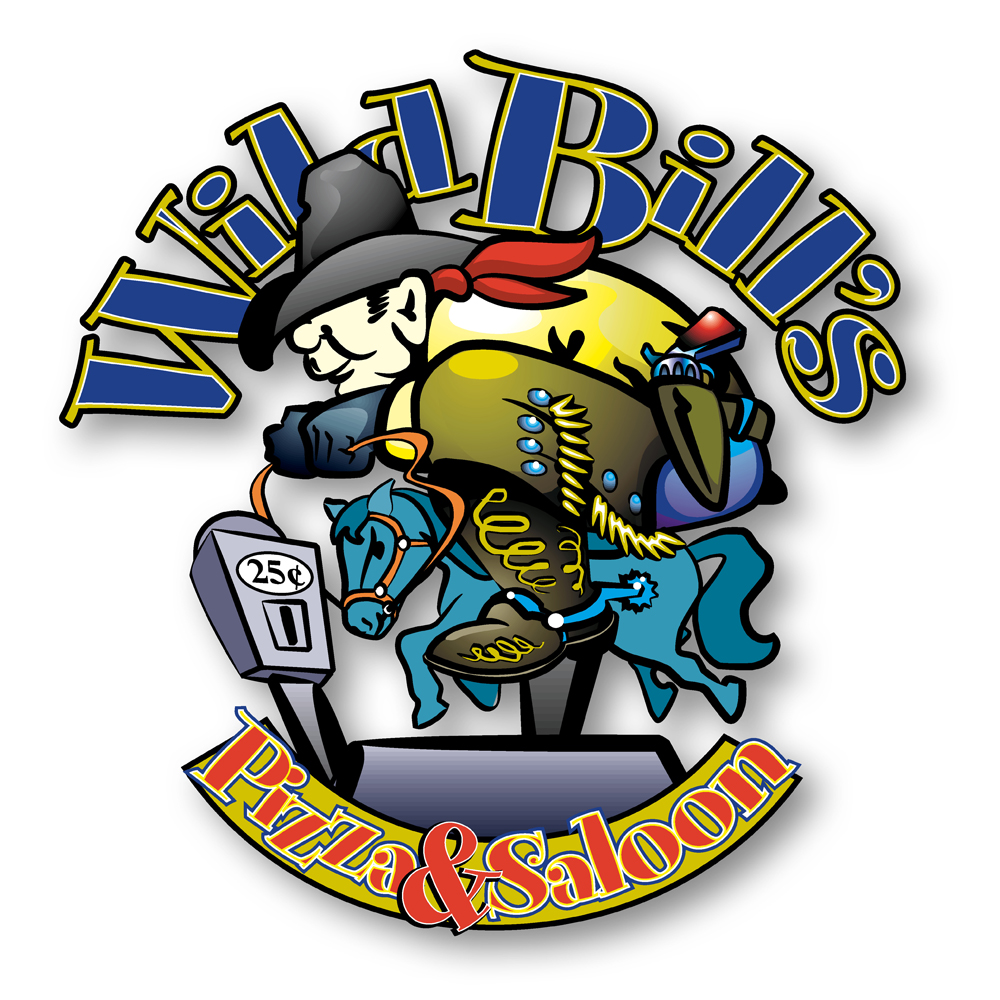 Graphic Illustration Restaurant Logo