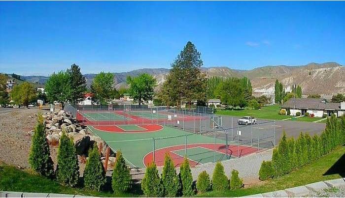 Tennis Courts 6.07.16