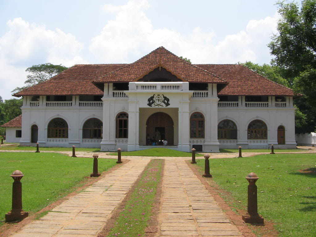 The Sakthan Thampuran Palace