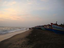 Chavakad Beach