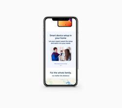 Smart Device Setup mobile