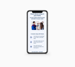 Smart Device Setup Mobile Expanded