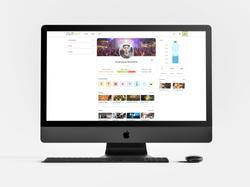 Profile Desktop Cuteat