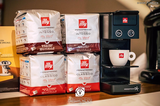 ILLY CAFFE CAPSULE HOME