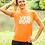 Thumbnail: Camiseta de Treino Laranja