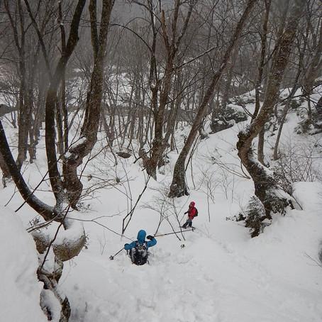 百名瀑を見よう 苗名滝周遊コース