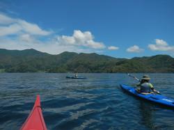 野尻湖散策