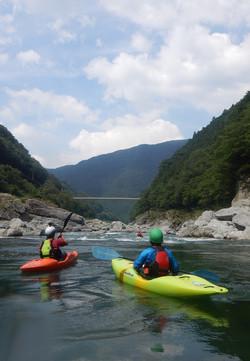 四国吉野川