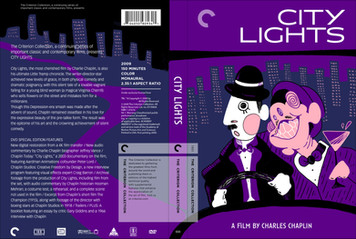 City Lights Criterion Collection Mockup