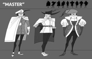 Master Character Design