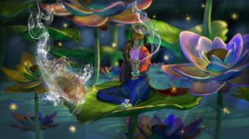 Kebbi Fairy of a Pond