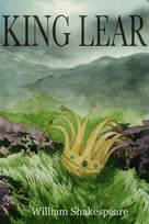 Book Cover Design for King Lear