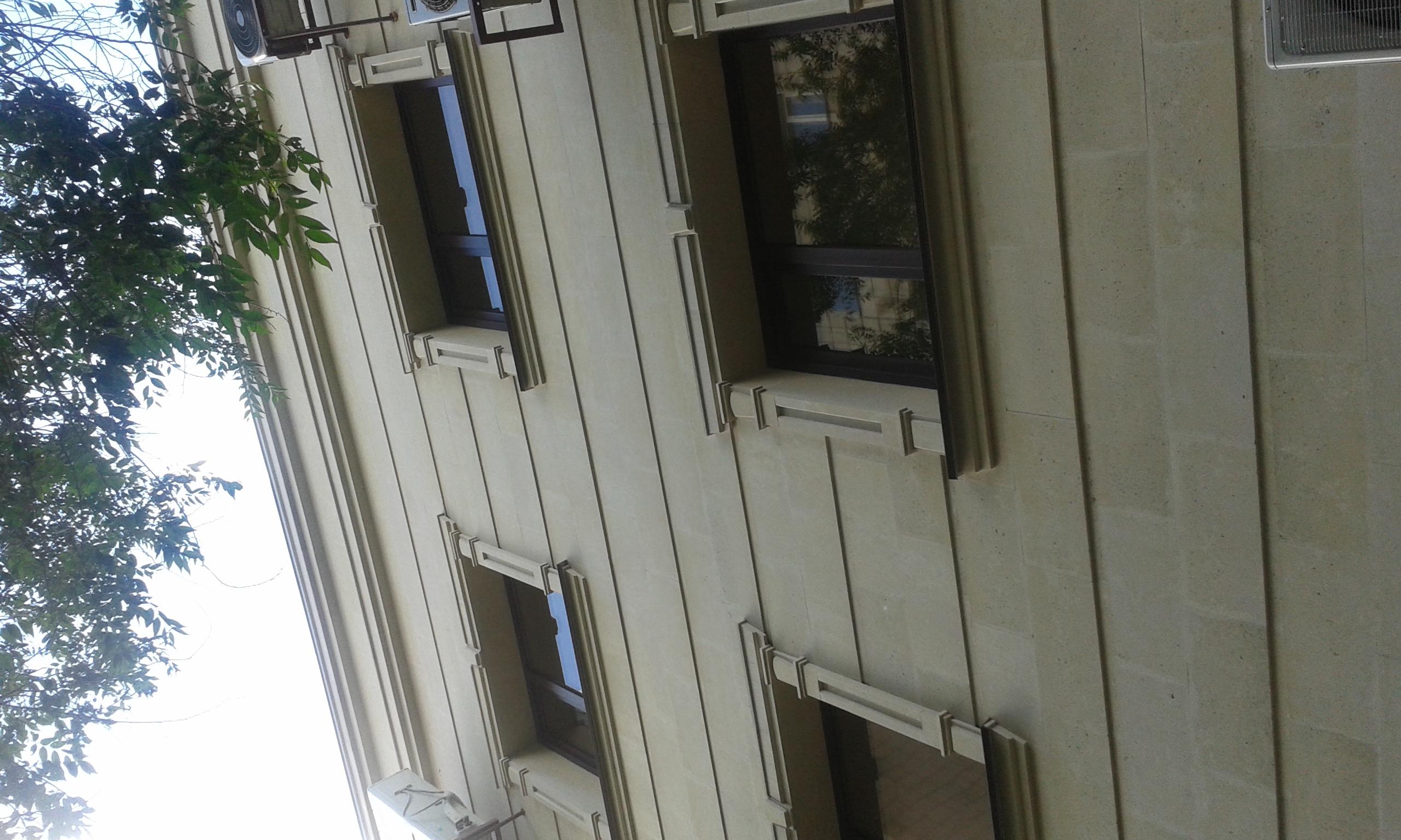 Окна ПВХ махагон