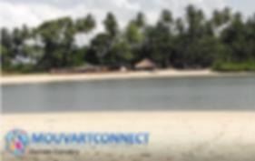 plage de Koundindé Guinée
