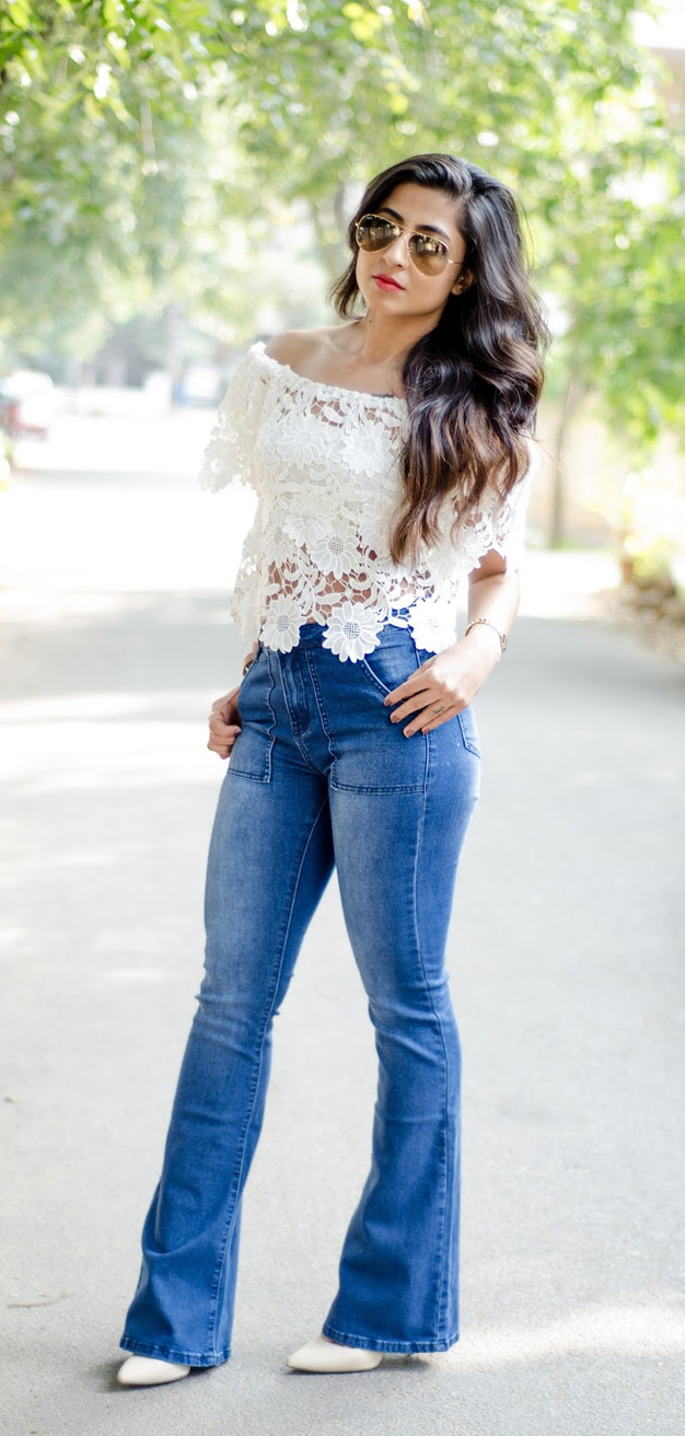 TREND: FLARE JEANS | Cosmo Journals | Fashion | Lifestyle