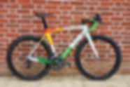 Charlie Webster Custom Bike