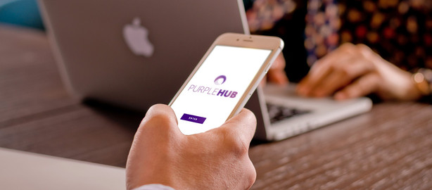 Purple Hub
