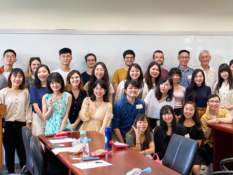 Welcome new students to IMICS - Fall 2020