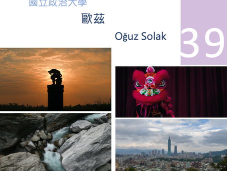 IMICS Oğuz Solak Secured Second-place on Fabulous Taiwan Photography Contest