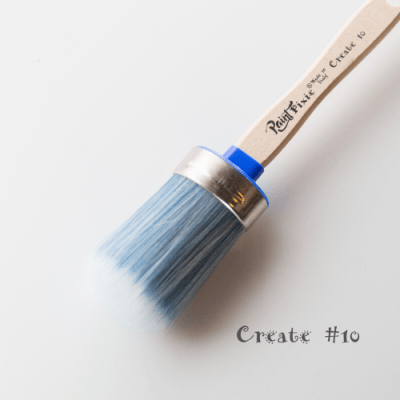 Create #10 Synthetic Brush  Paint Pixie
