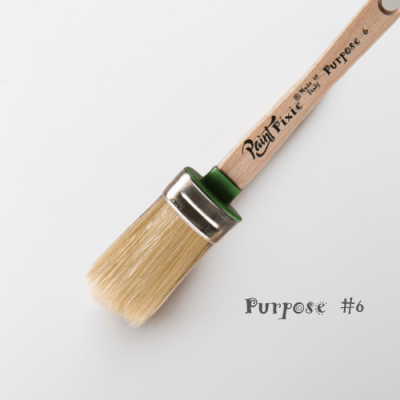 Purpose #6 Oval Brush  Paint Pixie