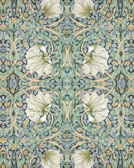 ART NOUVEAU FLORAL -Roycycled Decoupage Paper- Vintage Boho Flower Print