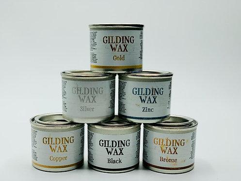 Dixie Belle GILDING WAX- Copper Gold Silver Zinc Bronze Black-  Gilding Waxes