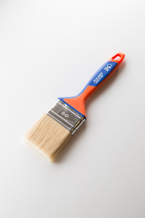2.5″ Pennelli Giulani FLAT BRUSH (Paint Pixie)