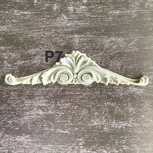 Pediments - Ornate Molds - 10 Styles