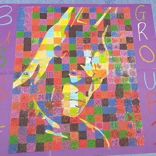 Group art Bubble 1