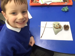 EYFS Stick and Stone