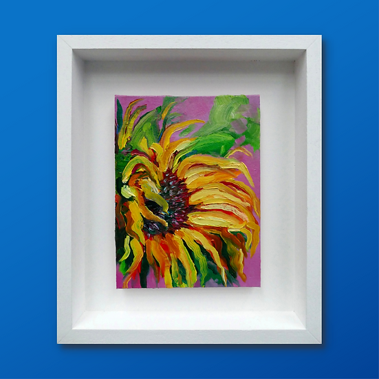 WILTING SUNFLOWER I