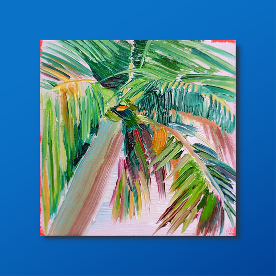 STUDY FOR PALM II