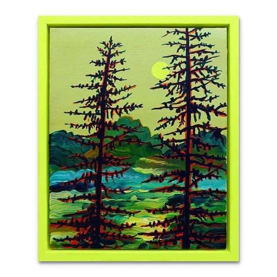 BETWEEN TREES