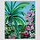 Thumbnail: PALM TREE WITH ROSES