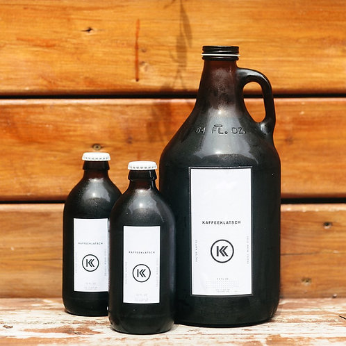 64 fl. oz. Cold Brew Growler