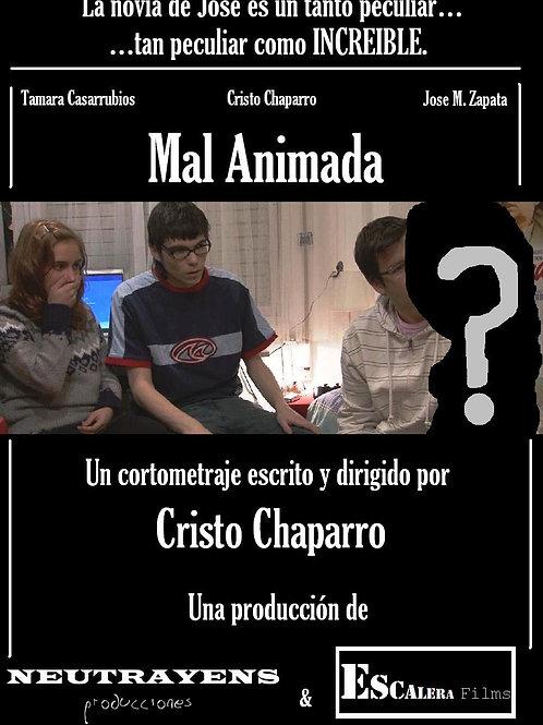 Mal Animada (DVD)