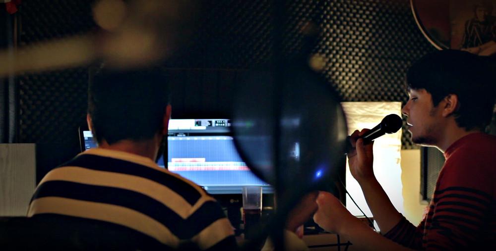 Estamos trabajando en un nuevo disco...