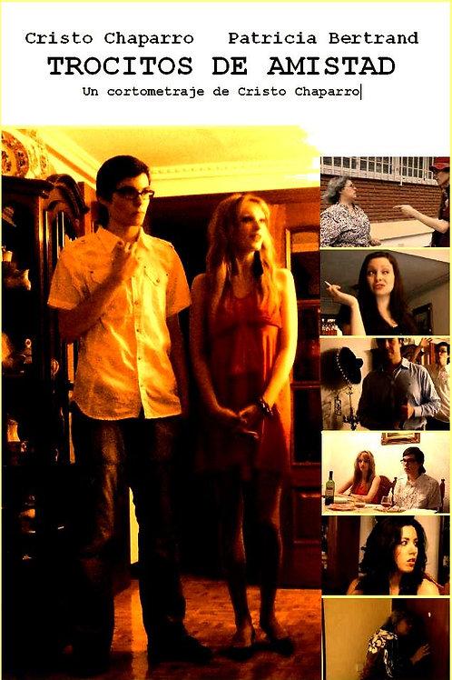 Trocitos de amistad (DVD)