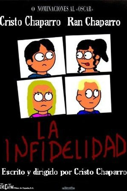 La Infidelidad (DVD)