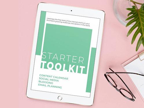 Starter Toolkit