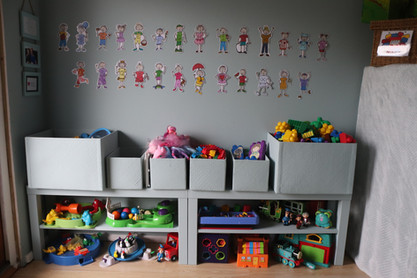 The Outdoor Playroom